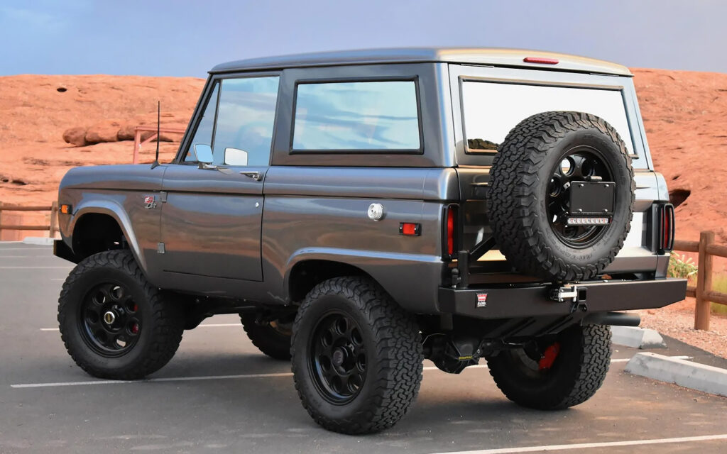 1972 Ford Bronco Icon