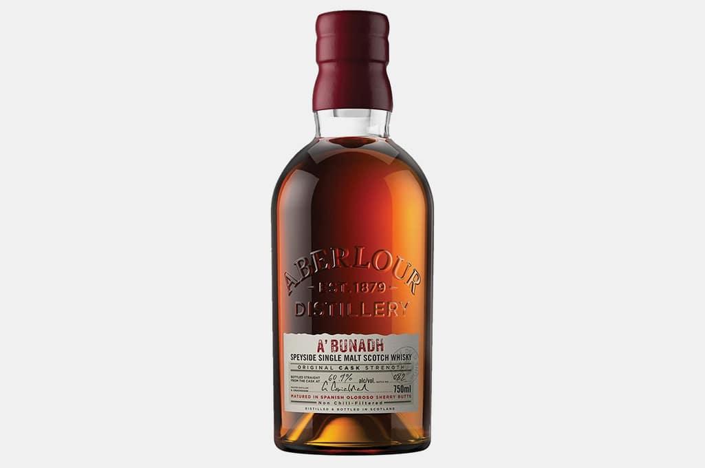 Aberlour A'Bunadh Speyside Single Malt Scotch Whisky