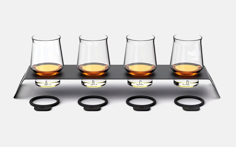 Aged & Ore Whiskey Tasting Flight