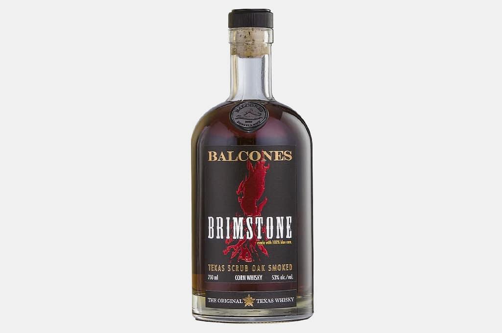 Balcones Brimstone Texas Whiskey