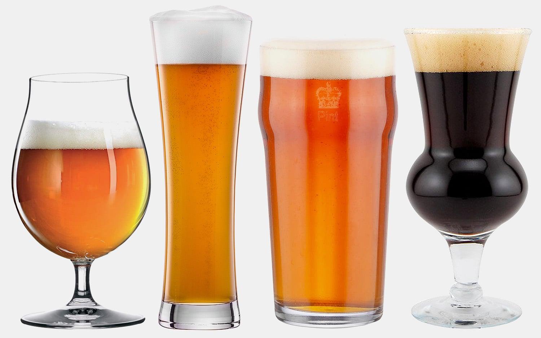 Beer Glasses Guide