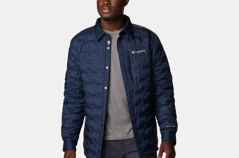 Columbia Men's Delta Ridge Shirt Jacket