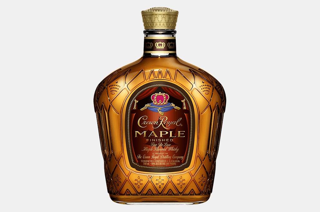 Crown Royal Maple Whiskey