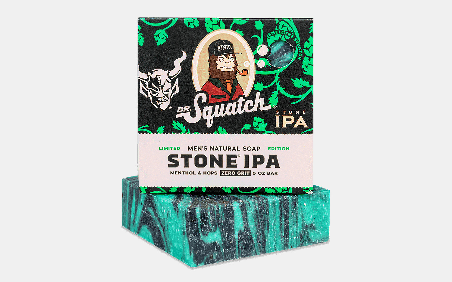 Dr. Squatch x Stone Brewing Soap