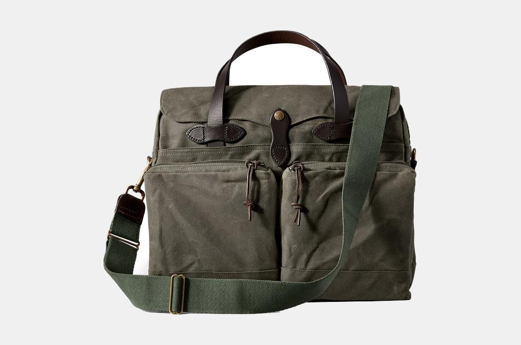 Filson 24-Hour Tin Cloth Briefcase