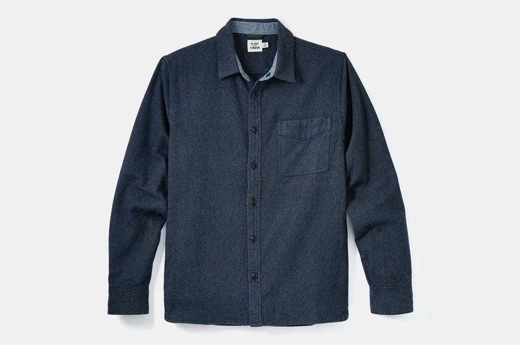 Flint and Tinder Jackson Flannel Shirt