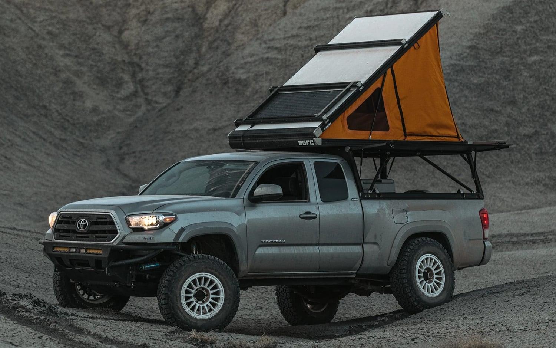 GFC V2 Platform Camper