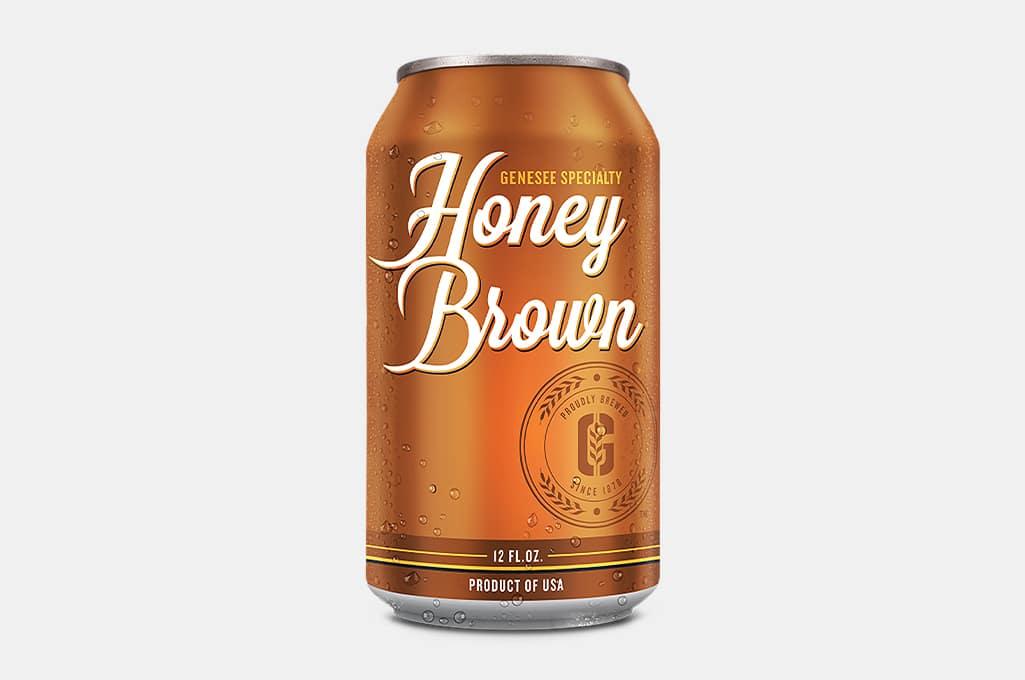 Genesee Honey Brown Ale