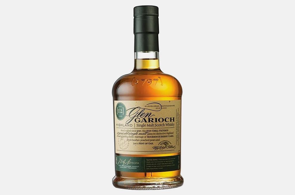 Glen Garioch Highland Single Malt Scotch Whisky 12 Year