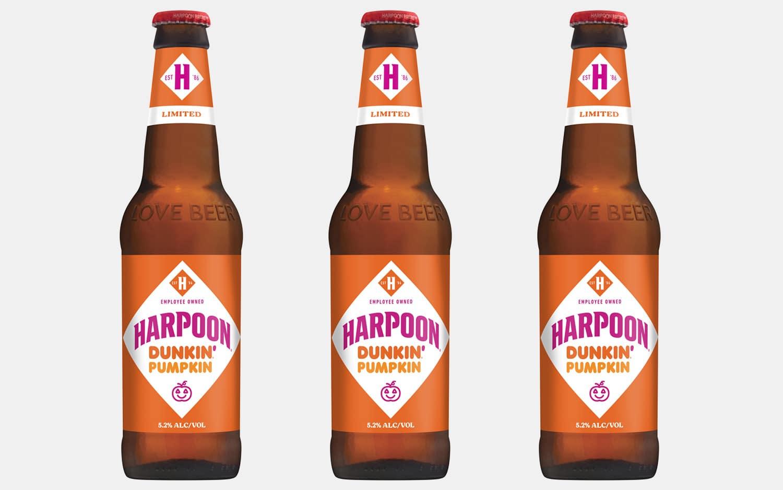 Harpoon Dunkin Pumpkin Ale