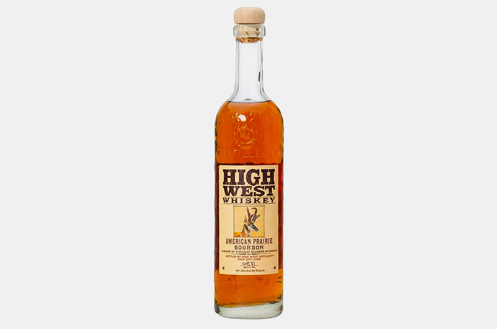 High West American Prairie Bourbon