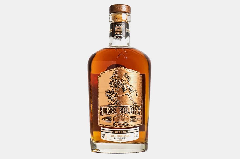 Horse Soldier Premium Straight Bourbon