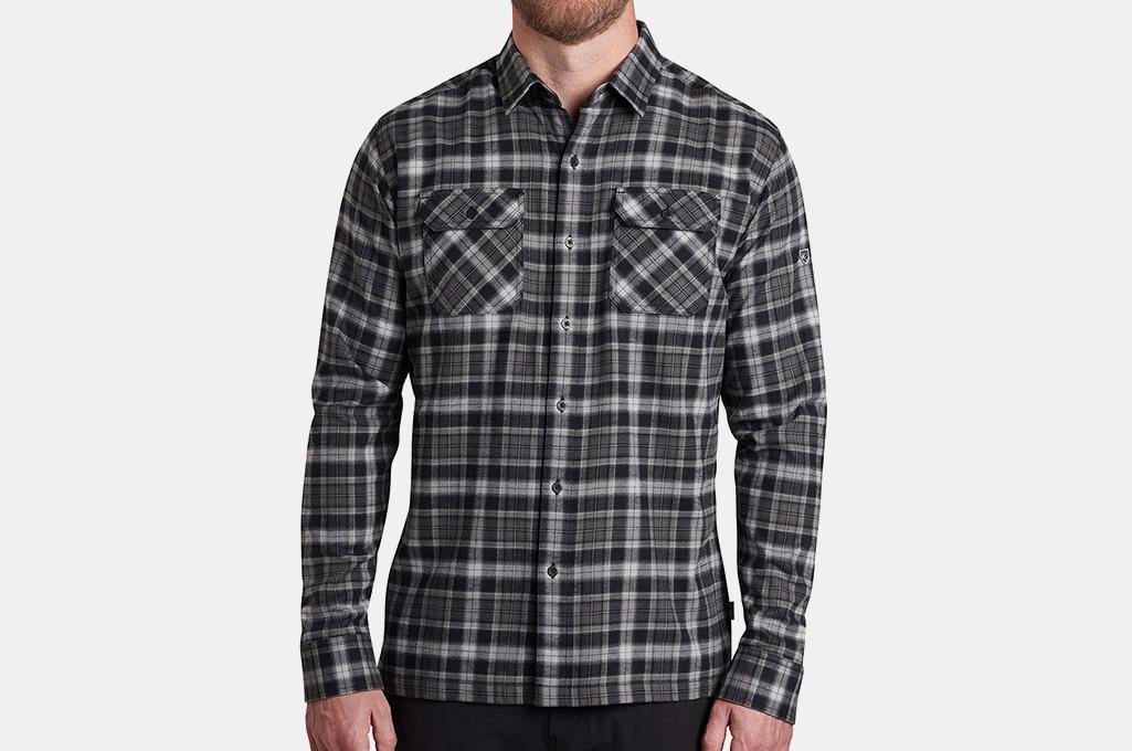 Kuhl Dillinger Flannel Shirt