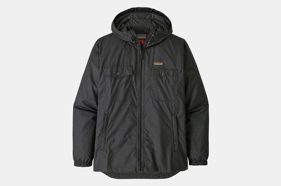 Patagonia Men's Steel Forge Windbreaker Jacket