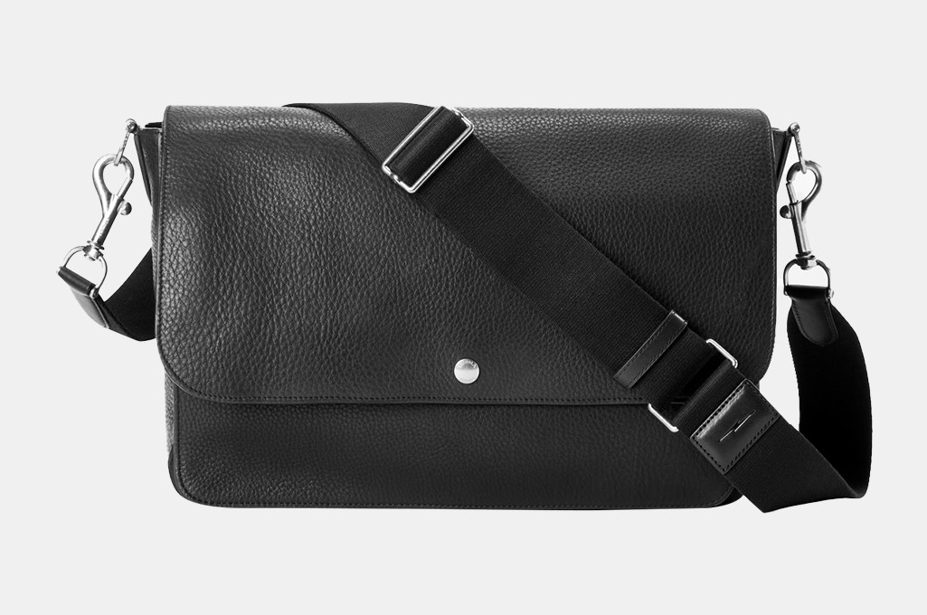 Shinola Canfield Relaxed Messenger
