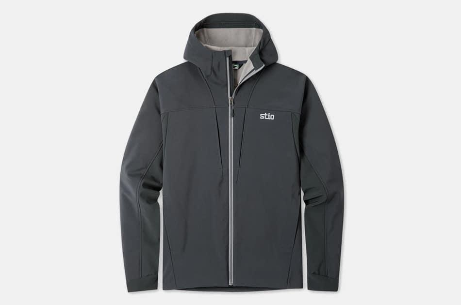 Stio Men's Millibar WINDSTOPPER® Hooded Jacket