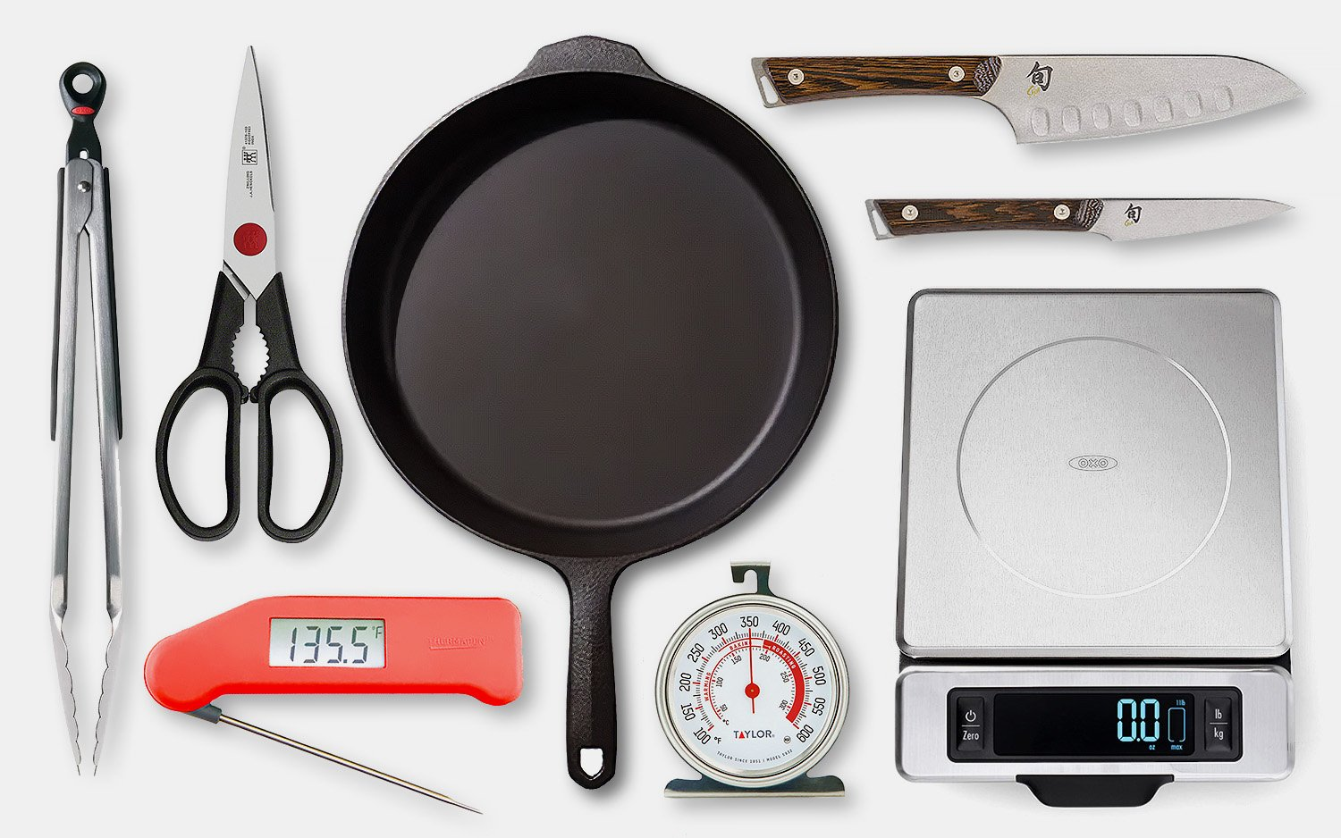Things Every Man Should Have in His Kitchen