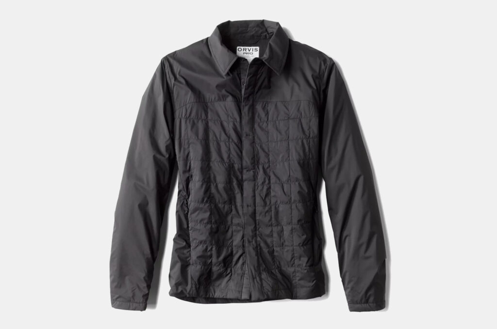 Orvis Pro Insulated Shirt Jacket