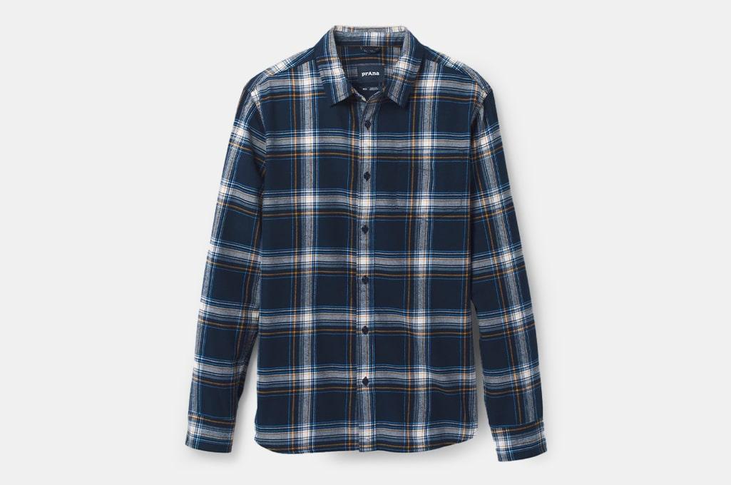 prAna Los Feliz Flannel Shirt