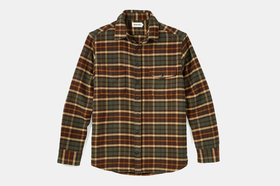 Taylor Stitch Crater Shirt