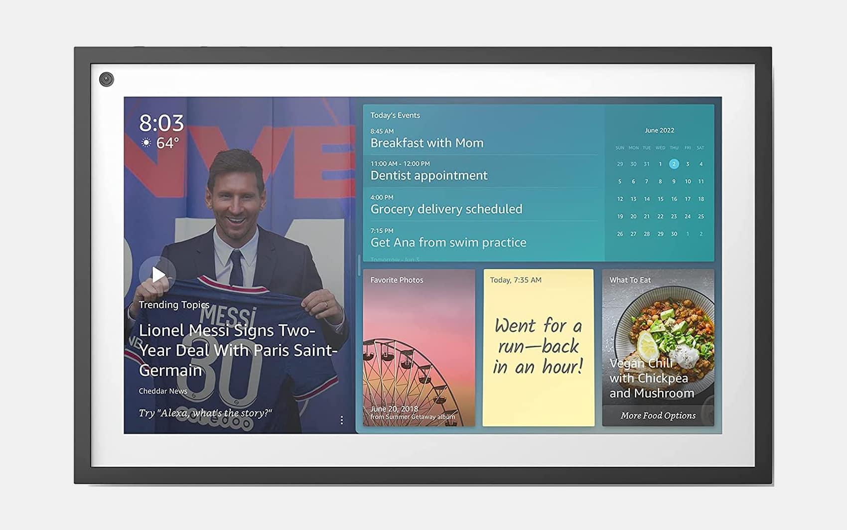 Amazon Echo Show 15 Smart Display