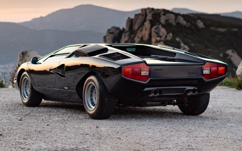 975 Lamborghini Countach LP400 'Periscopio'