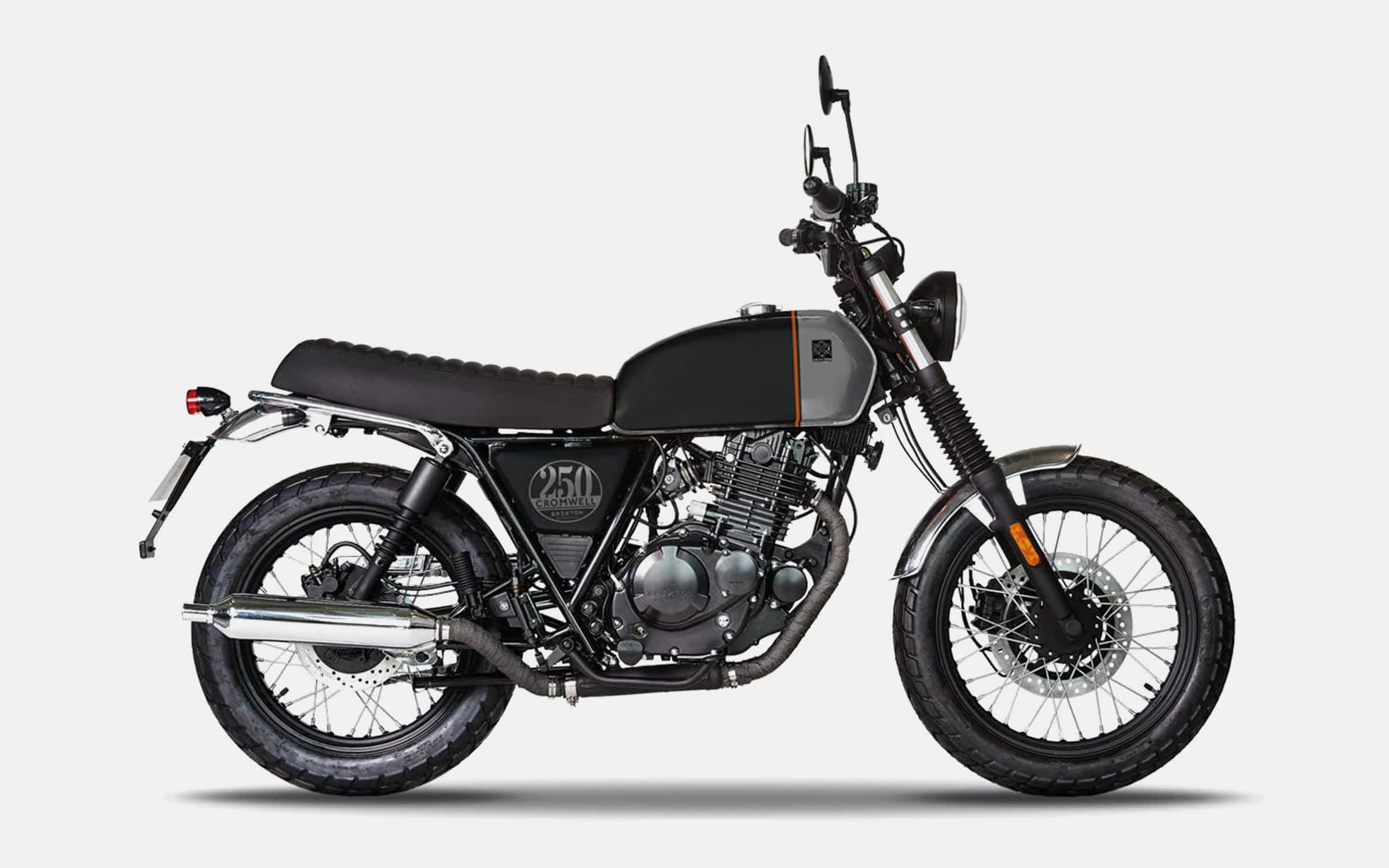 Brixton Cromwell 250 Motorcycle
