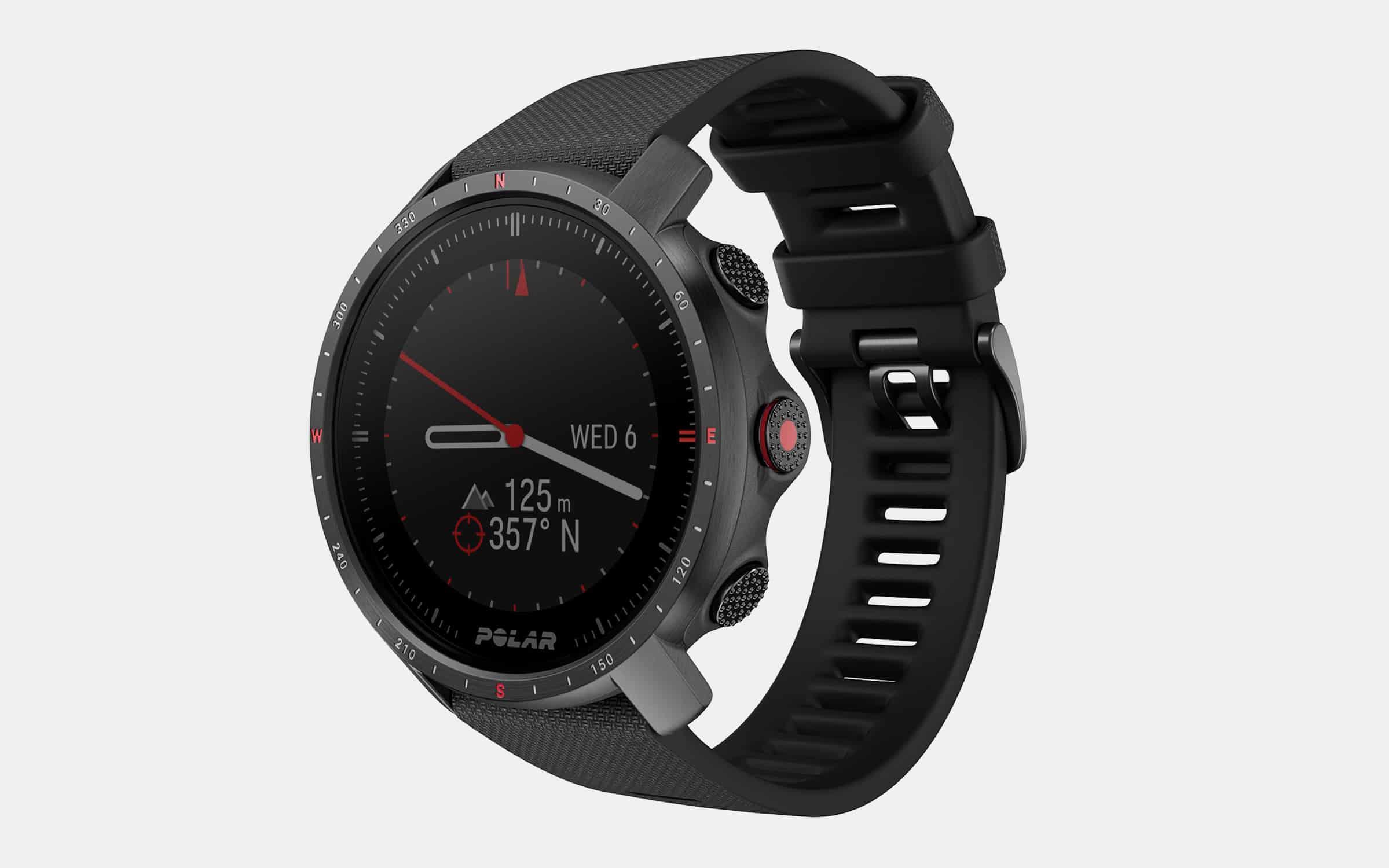 Polar Grit X Pro Multisport Watch