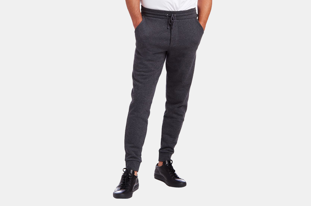 Mott & Bow French Terry Sweatpant Hooper