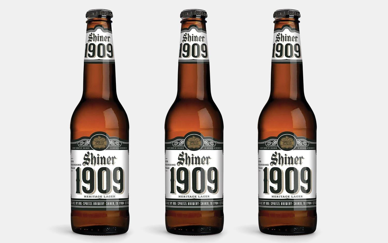 Shiner 1909 Heritage Lager